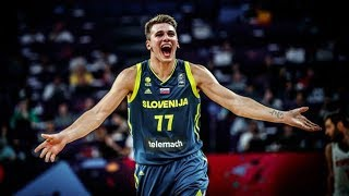 LUKA DONCIC / HIGHLIGHTS EUROBASKET 2017 / THE FUTURE IN HIS HANDS