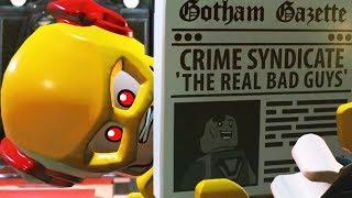 LEGO DC Super-Villiains: Gameplay Walkthrough Part 3 -