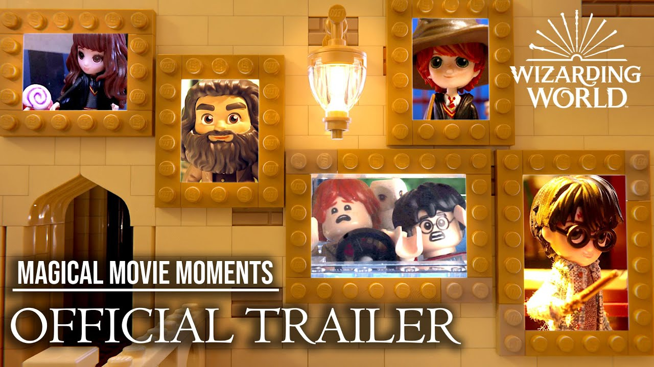 Download Harry Potter Magical Movie Moments   Trailer