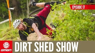 We're At The World Cup, NEW Trek XC Bikes + More Cool New Tech | Dirt Shed Show Ep. 17