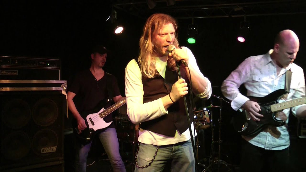 Silver Dollar-Highway Star Deep Purple -cover live@sheggy's Place Oud Beijerland