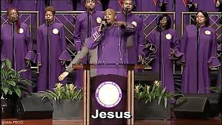 """Praise Him"" (Jesus Blessed Savior) Anthony Brown w/ Fellowshi…"