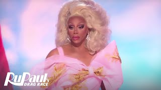 RuPaul Always Has a Seat for Porkchop BONUS Clip | RuPaul's Drag Race Season 9 Finale | VH1