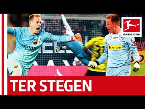 Marc-Andre ter Stegen - Made In Bundesliga