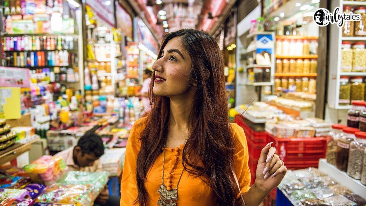 Crawford Market Tour - Mumbai's Biggest Wholesale Market   Curly Tales
