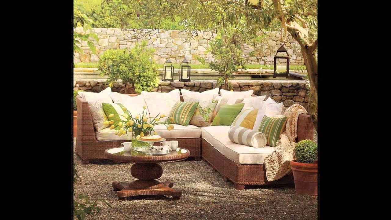 Backyard Creations Patio Furniture Youtube