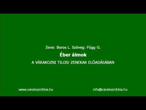 Várakozni Tilos! - Éber álmok (Official Lyrics Video)