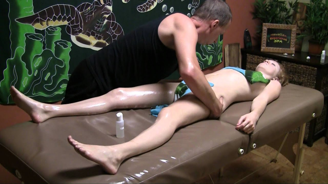 Erotic massage lessons
