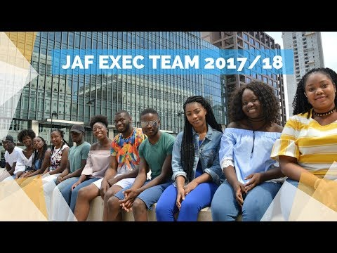 JAF EXEC TEAM 2017/18