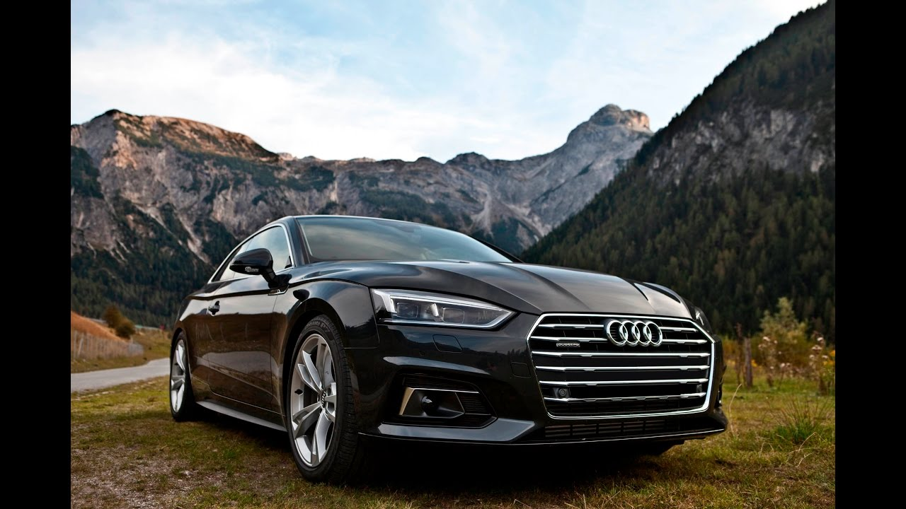 2017 New Audi A5 3 0tdi Quattro In The Alps Exterior