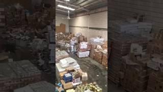 """""""التجارة"""" تصادر 265 ألف عبوة منظفات مغشوشة قبل توزيعها في الرياض"""