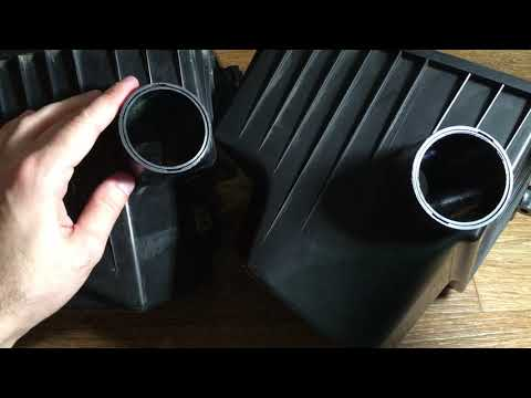 Обзор и сравнение корпусов воздушного фильтра 11184110901001 и 21902110901000