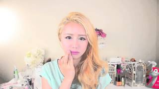 ULZZANG Inspired Natural Makeup Tutorial - Bright and Youthful Looking Makeup Tutorial Thumbnail