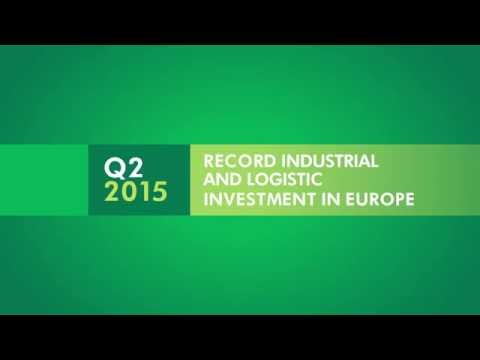 Record Industrial and Logistic Investment in Europe – Q2 2015