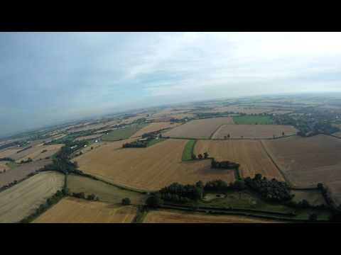 Hot Air Balloon Flight on GoPro HD