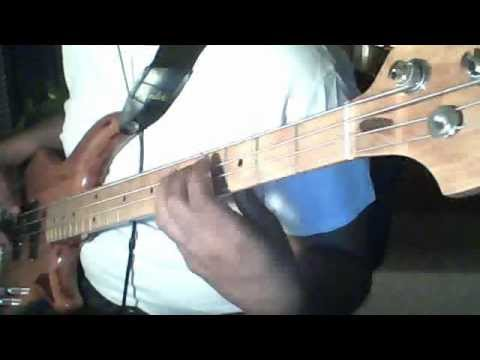 Greatful Hezekiah Walker Bass Cover - YouTube