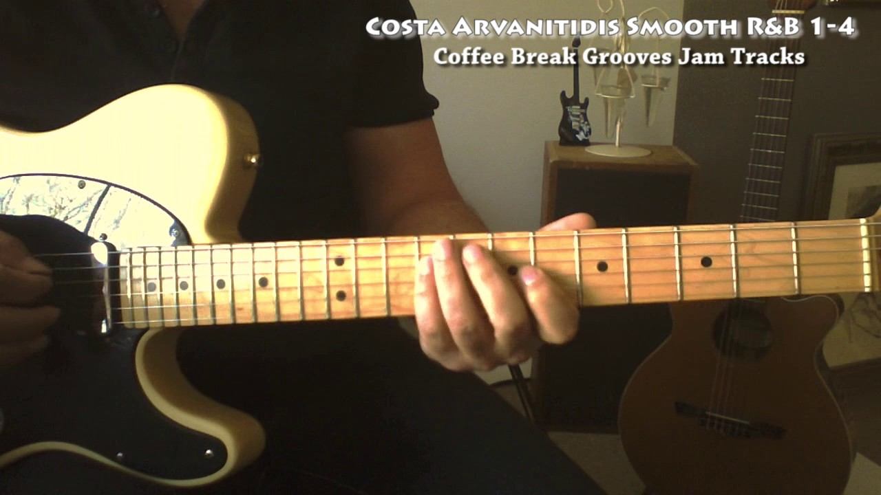 Backing Tracks by Coffee Break Grooves - Smooth Jazz, Blues