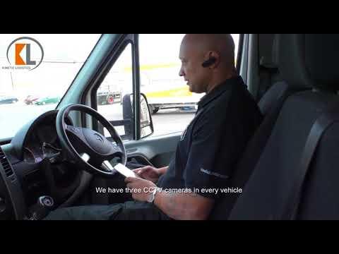 Kinetic Logistics - Technology Meets Logistics