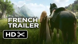 Beauty And The Beast Official French Trailer (2014) - Fantasy Romance Movie HD