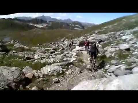 Les Arcs Trail Addiction mountain biking trip 2015 - YouTube