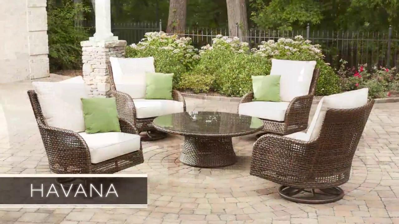lloyd flanders havana collection - 2017   usa outdoor furniture