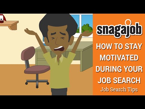 Job Search Tips (Part 8): How to stay motivated during your job search
