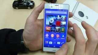 Sony Xperia Z3  Обзор смартфона супер флагмана!!!