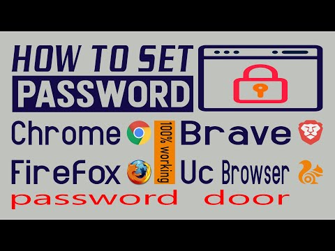 #MakeBangla, #Sadequl Islam, How To Lock The Browser Like Google Chrome, Firefox, Brave Etc.