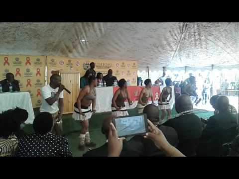 Matlapineng Cultural Dance group - Koma tsa kgale