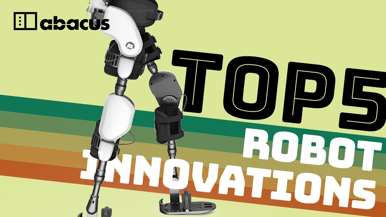 Robot Technology: 5 innovations from China