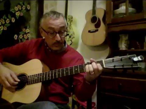 Adeste Fideles Fingerstyle Guitar