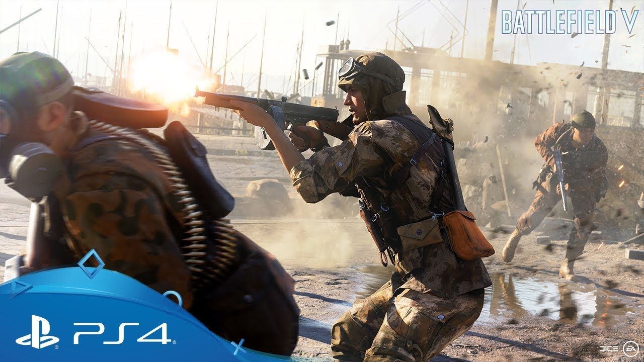 Battlefield V's open beta starts on 6th September - here's