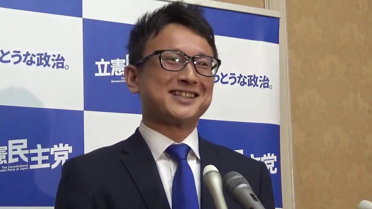 記者から厳しい質問攻め!山岸一生「朝日新聞」元記者、出馬会見@立憲民主党 2019 05 23