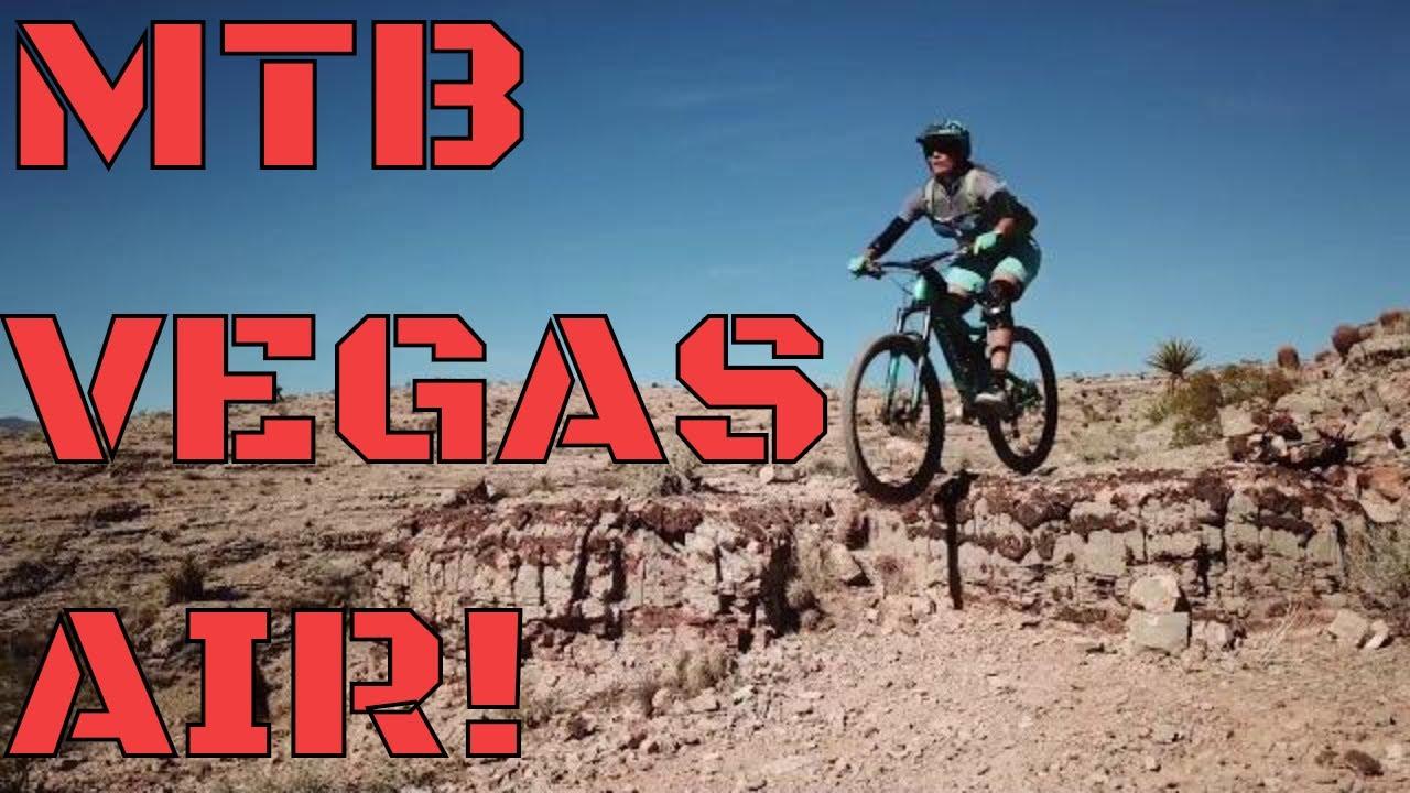 4766a4b6b Awesome Las Vegas Mountain Bike MTB SW Ridge - YouTube