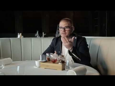 Selector Magazine exclusive interview with Heston Blumenthal