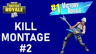 NO SKIN VS SKIN (FORTNITE BR) KILL MONTAGE (Ep.2)