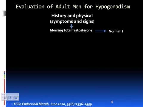 NURS805 Hypogonadism Lecture