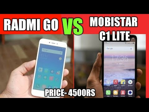 Redmi Go Vs Mobistar C1 Lite Which is better for you || Full Specification and Comparison||