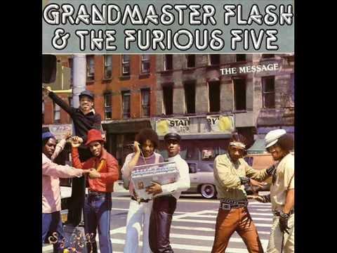 grandmaster flash & the furious five - white lines