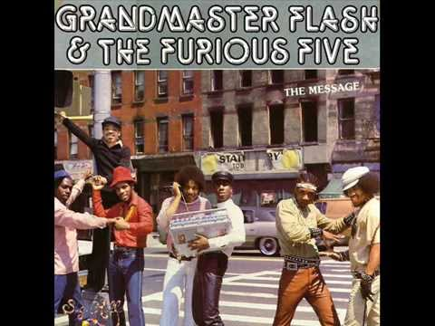 grandmaster flash & the furious five  white lines