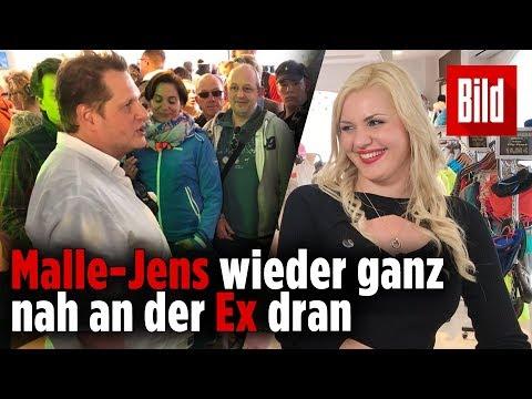Direkt neben der Ex: Malle-Jens eröffnet sein Café