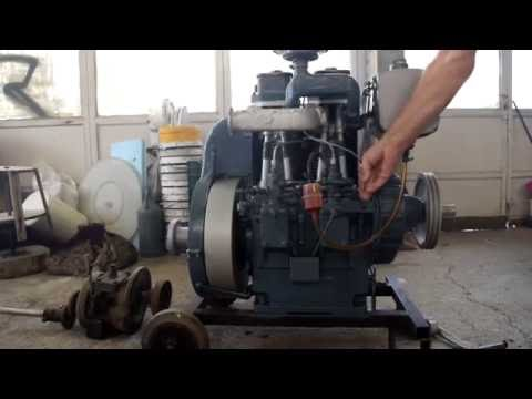 Petter AVA2 Diesel 9.3 BHP 1400 RPM