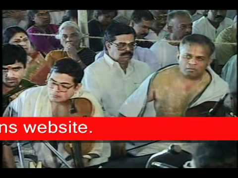 Pancharathna Krithis - Jagadananda Karaka -Nattai -Adi - Live from Thiruvaiyaru