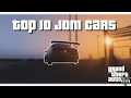 GTA V Top 10 JDM Cars