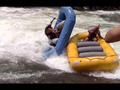 2017 Whitewater Rafting Carnage Video: Volume V (Ocoee, Gauley, Chattahoochee Rivers and More)