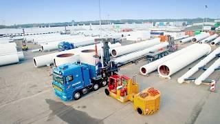 Pultrum Transport Rijssen BV...Exceptioneel in Transport en Logistiek