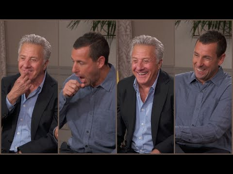 Dustin Hoffman & Adam Sandler talk testosteron, viagra and their biggest regrets