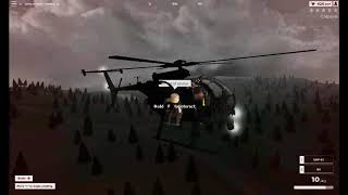 Missão de resgate Blackhawk Again (Roblox)