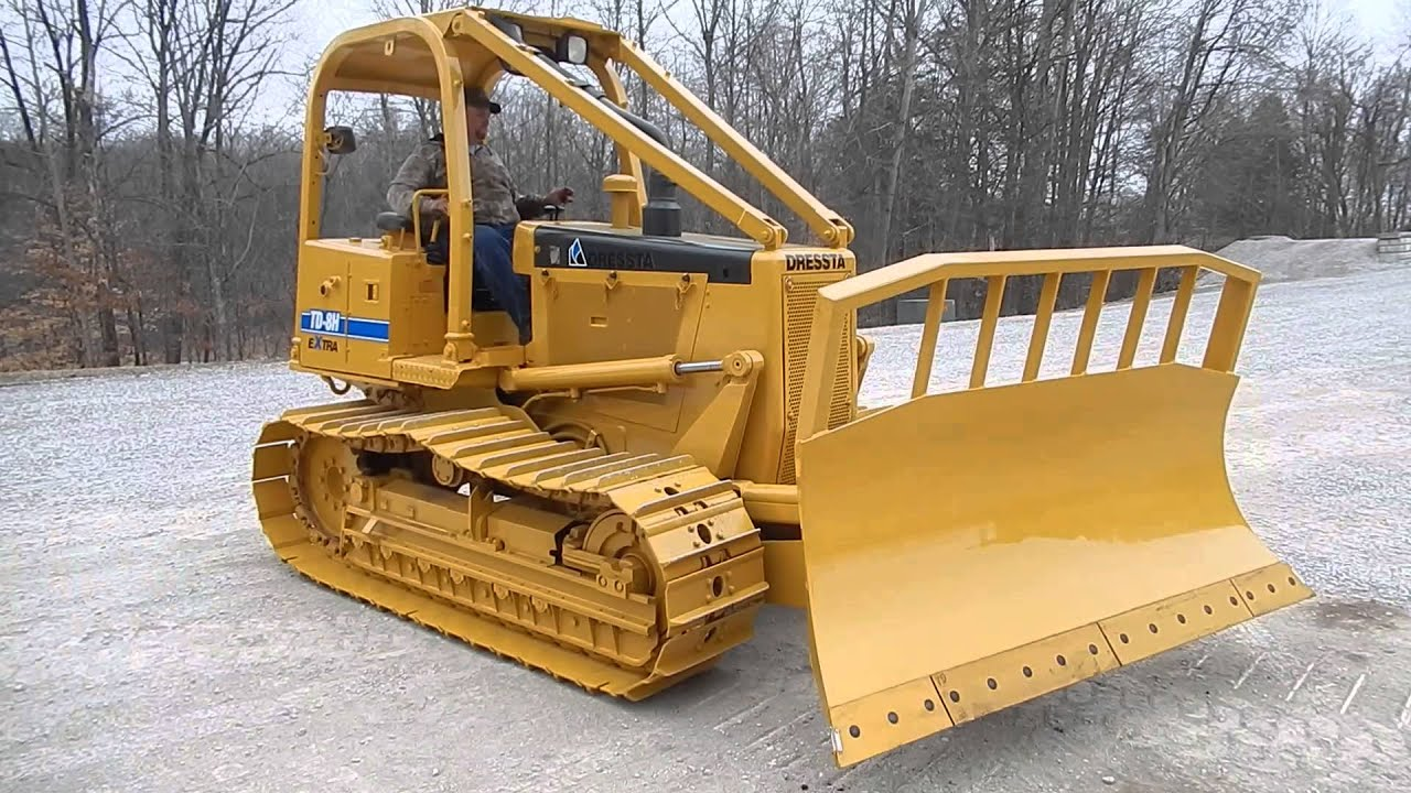Td8h Dresser Dozer 2001 850 Hours C Equipment 812 336 2894