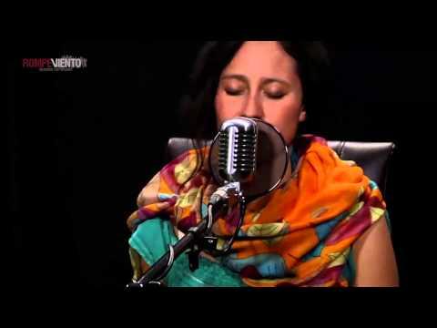 Laura Murcia en Cero Decibeles. Rompeviento TV. 8/4/15